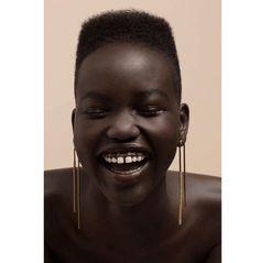 Gorgeous Skin & Hair IG:@adutakechofficial @ryanstorer, @j_exposito @samanthap_ #naturalhairmag