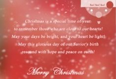 The most favorite Christmas Quotes, Christmas Greetings 2012 and Christmas Bible-Verse Wording Ideas.    There is also wording ideas for writing...