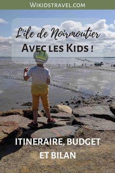 Vous rêvez d'un voyage de faire le tour de Noirmoutier en famille ? Retrouvez le témoignage d'une famille de 4 personnes sur Noirmoutier !  Itinéraire, budget, coups de cœur, photos et adresses kidfriendly... Tout est là pour vous aider à préparer votre prochaine aventure à Noirmoutier avec vos enfants !  #voyage #noirmoutier #travel #voyageenfamille #roadtrip #europe #wikidstravel #france