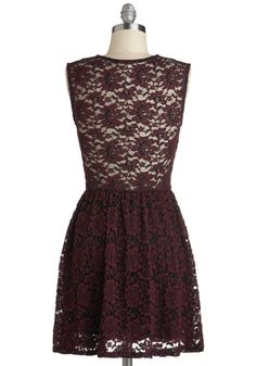Threads of Timelessness Dress, #ModCloth