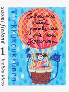 Postage Stamps, Finland, Poems, Thoughts, Stamps, Door Bells, Poetry, Verses, Poem