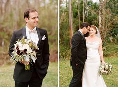 Shannon Leahy Events - Love on the Bayou - New Orleans, Louisiana - Groom - Bouquet - Urban Earth Studios - Wedding Photography - Magnolia Pair