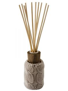 Knitted home scent diffuser ♥