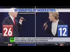 New Leak: Clinton manipulates mass media for better coverage - YouTube