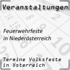 Ein paar erste Termine gibt es doch noch im Jahr 2021 in Sachen Feuerwehrfeste, etwa in Niederösterreich #Feuerwehrfest #Volksfest
