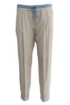 Pantalone bustino alcantara   Giorgia & Johns