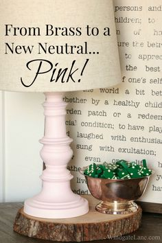 Pink: The New Neutral - Windgate Lane