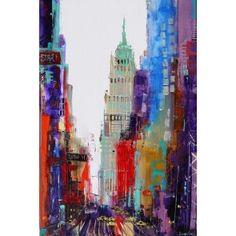 New York Skyline - Grand Street