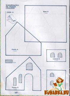 Строим пряничный дом