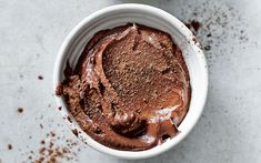 An indulgent chocolate dessert to help you maintain a healthy heart