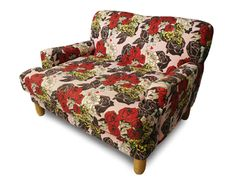 Winston loveseat by Irregular Choice.. Made i Wales and all.