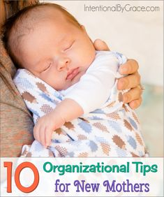 This post is written by contributing writer, Tasha from Spann-ing the Globe. 10 Organizational Tips for New Mothers 1. Commit to organization. Nothing in life works well without a commitment. If you don't want to do something, you will not accomplish anything. If this is a goal, you can succeed. 2. Be realistic. Don't expect to …