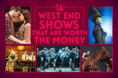 16 West End Shows That Are Worth The Money