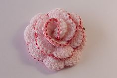 Rose of Sharing - Crochet Version pattern by Mary Jo Colwell ~ free pattern @Af's 18/3/13