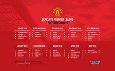 Fixtures 2015/16 - Official Manchester United Website