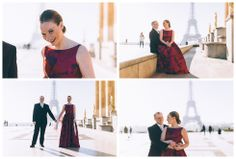 A little wedding shoot in Paris