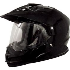 AFX FX-39 Dual Sport Helmets Solid
