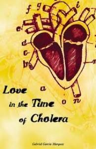 Love in the Time of Cholera by Gabriel García Márquez, BookLikes.com #books