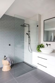 Find wall and floor tile options for your bath in a vast array styles, colors and finishes Weather it's trending bath tile or shower tile – we've got what you need The post Caringbah South appeared first on Best Pins for Yours - Bathroom Decoration Luxury Master Bathrooms, Ensuite Bathrooms, Bathroom Renos, Bathroom Renovations, Modern Bathroom, Bathroom Ideas, Master Baths, Bathroom Designs, Minimalist Bathroom