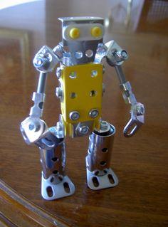 Aficionados, Scrap Metal Art, Robots, Hardware, Steel, Design, Robotics, Computer Hardware, Robot