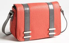 red crossbody bags