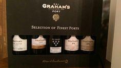 Graham's giftpack 5x Graham's port