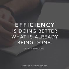 Are you making things better than they already are?  #beproductive
