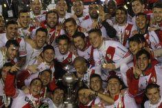 River, en su noche soñada: ganó la Copa Libertadores después de 19 años - Copa América - canchallena.com