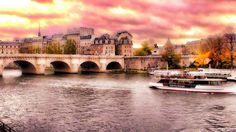 cruise in paris by manolisvar