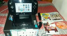 #Nintendo wii u  32 gb plus 30 games retro #gamers dream read #description,  View more on the LINK: 	http://www.zeppy.io/product/gb/2/232152977767/