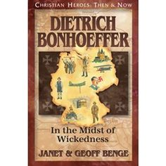 Born into a loving family, Dietrich Bonhoeffer pursued a life as a pastor, teacher, theologian‰ÛÓand spy. He spoke out about the trouble in Germany when Adolph Hitler came to power, urging the Christian church to rescue disparaged people groups and resist Dietrich Bonhoeffer, Books To Read For Women, Evil Empire, Christian Church, Paperback Books, Children's Books, Audio Books, Then And Now, Biography