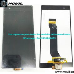 Lcd touch screen for sony xperia z1s c6916