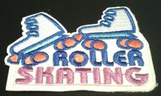 Rollerskating patch. #6882179 | 1.25