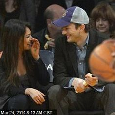Latest News:  Mila Kunis is Pregnant.  She and Ashton Kutcher are Expecting.  Not only are Mila Kunis and Ashton Kutcher reportedly engaged ... they're also expecting a baby, according to sources who talked to Us, E!, People, and Gossip Cop.  Get all the latest news on your favorite celebs at www.CelebrityDazzle.com!
