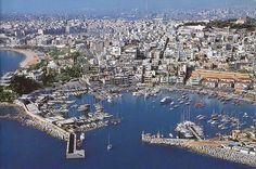 El Pireo, puerto histórico ateniense