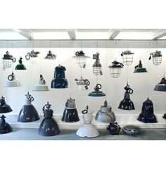 Vintage Industrial Lighting by 360volt is Perfect for Classic and Modern Homes #Decor #Retro trendhunter.com