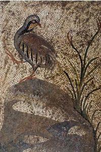 Haleplibahçe mozaiği
