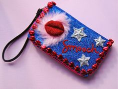 """Smooch Nyx Purse (from Melissa J. Lee's post """"Merry Wanderer of the Night"""")"""