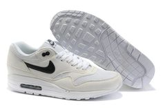 nike air white black