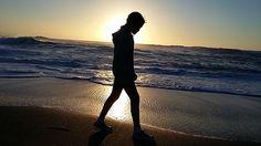 Anochecer en Lanzarote