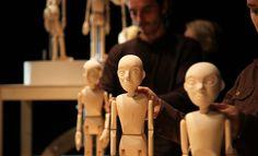 """Silvan Omerzu – Puppets for Ulrike Quade Company's """"Krabat: Meester van de Zwarte Molen"""""""