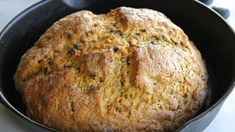 Try this easy soda bread recipe for when you want bread in a hurry - it's ready in less than an hour. Ingredients plain wholemeal flour plain white flour 1 tsp bicarbonate of soda 1 tsp salt oz Easy Soda Bread Recipe, Bread Recipes, Baking Recipes, Different Types Of Bread, Green Food Coloring, Irish Recipes, How To Make Bread, Kefir, Bakery