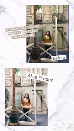 Aloe Lightroom preset by Nicky Presets. Premium looks for digital content creators. Lightroom Presets, Aloe, Content, Digital, Aloe Vera