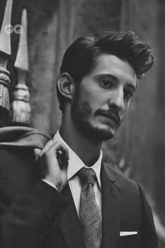 Serie mode l Pierre Niney