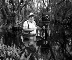 American wilderness photographer Clyde Butcher (born 1942). https://www.clydebutcher.com