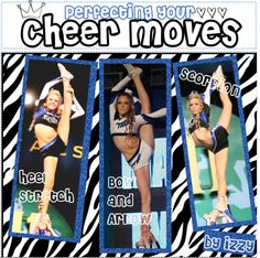 """""""♛ Perfecting Your Cheer Moves ♛"""" by the-tip-nerdss ❤ liked on Polyvore"""