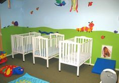@Stephen McElhinney-and Katherine Martin Infant Daycare Decorating Ideas