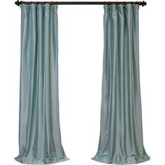 Roulette Blackout Curtain Teal Project House Pinterest