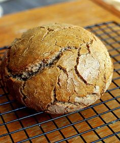 Gluten-free Multi-grain bread from Gluten-Free Girl and the Chef
