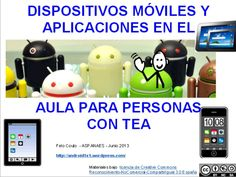 tablets y tea Flipped Classroom, Autism Spectrum Disorder, Tablets, Trd, Android Apps, Disorders, Special Education, Asperger, Classroom
